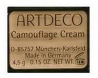 ARTDECO Camouflage Cream korektor kamuflaż w kremie dla kobiet 03 4.5g