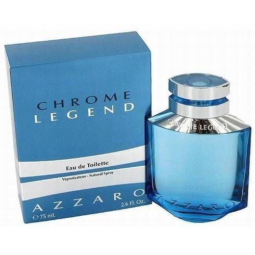 AZZARO Chrome Legend woda toaletowa dla mężczyzn 125ml