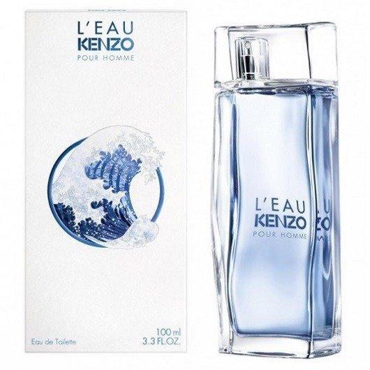 KENZO L'eau Kenzo Pour Homme woda toaletowa dla mężczyzn 100ml