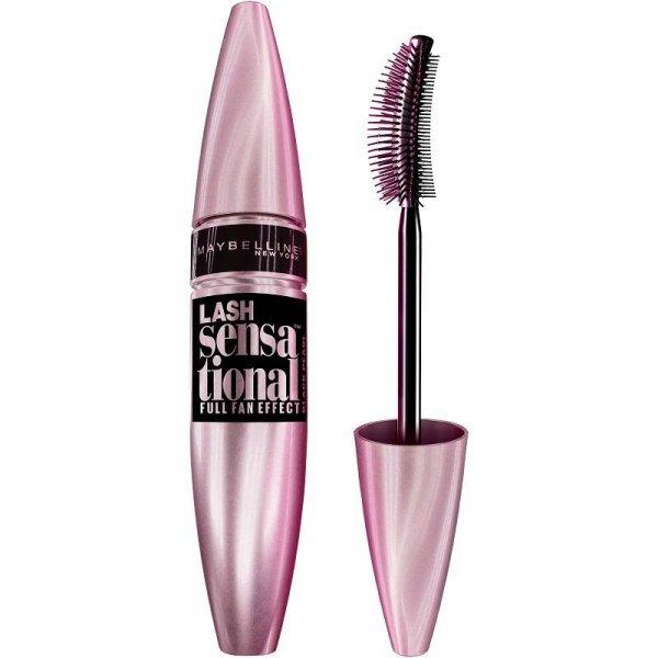 MAYBELLINE Lash Sensational Mascara tusz do rzęs Intense Black 9,5ml