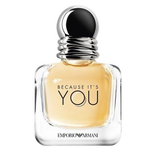 GIORGIO ARMANI Emporio Armani Because It's You woda perfumowana dla kobiet 50ml