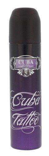 CUBA ORIGINAL Tattoo woda perfumowana dla kobiet 100ml