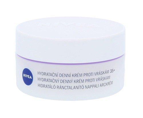 NIVEA Anti Wrinkle + Moisture krem do twarzy na dzień dla kobiet 50ml