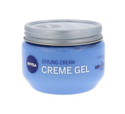 NIVEA Creme Gel kremowy żel do stylizacji włosów dla kobiet 150ml