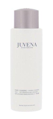 JUVENA Pure Cleansing Calming Cleansing Milk mleczko do demakijażu dla kobiet do skóry normalnej, suchej i wrażliwej 200ml