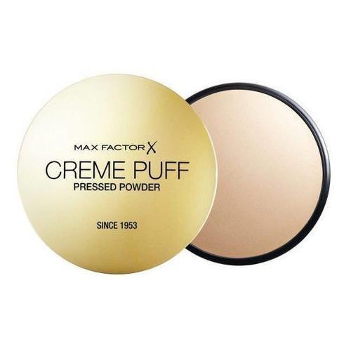 MAX FACTOR Creme Puff Pressed Powder puder prasowany dla kobiet 75 Golden 21g