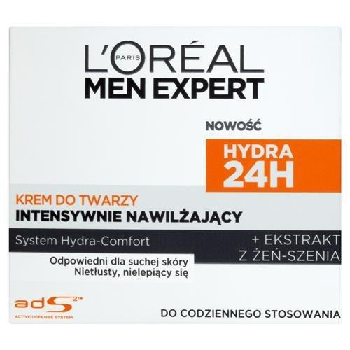 L'OREAL Paris Men Expert Hydra 24H krem do twarzy intensywnie nawilżający 50ml