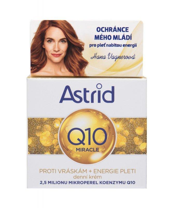 Astrid Q10 Miracle (Krem do twarzy na dzień, W, 50ml)