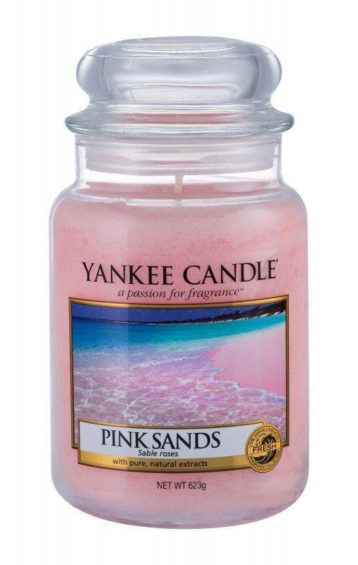Yankee Candle Pink Sands (Świeczka zapachowa, U, 623g)
