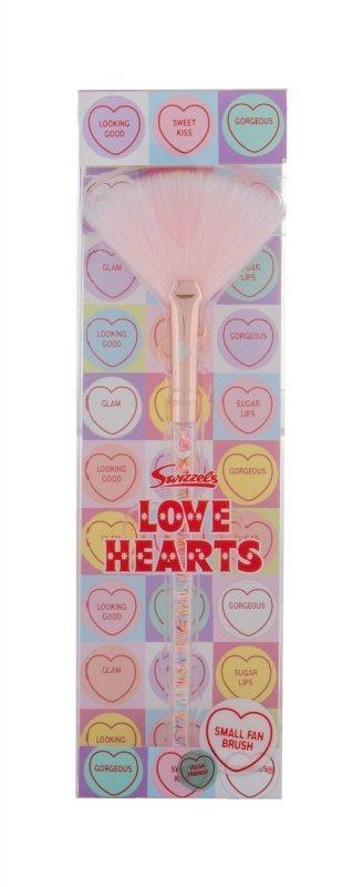 Swizzels Love Hearts (Pędzel do makijażu, K, 1szt)