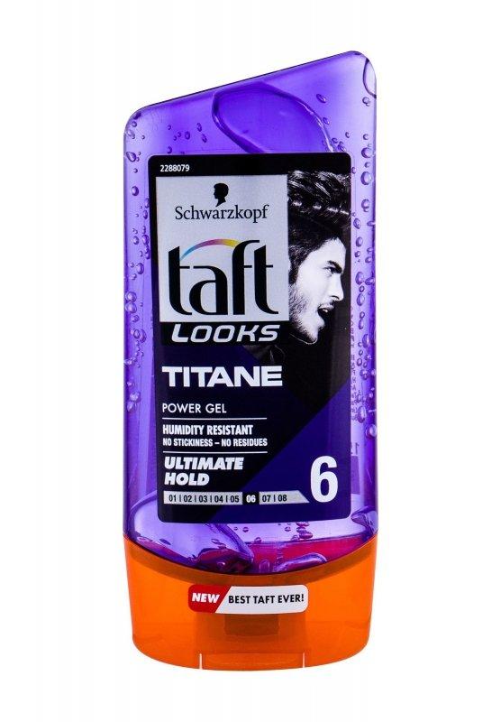 Schwarzkopf Taft (Żel do włosów, M, 150ml)