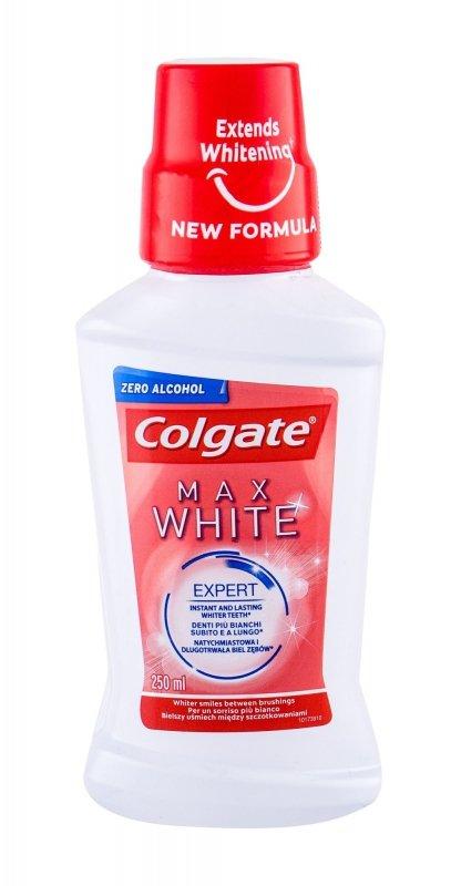 Colgate Max White (Płyn do płukania ust, U, 250ml)