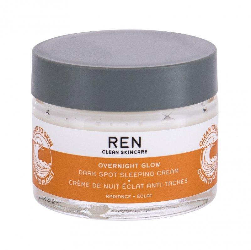 REN Clean Skincare Radiance (Krem na noc, W, 50ml)