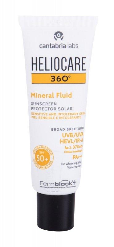 Heliocare 360 (Preparat do opalania twarzy, U, 50ml)