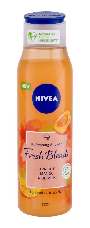 Nivea Fresh Blends (Żel pod prysznic, W, 300ml)