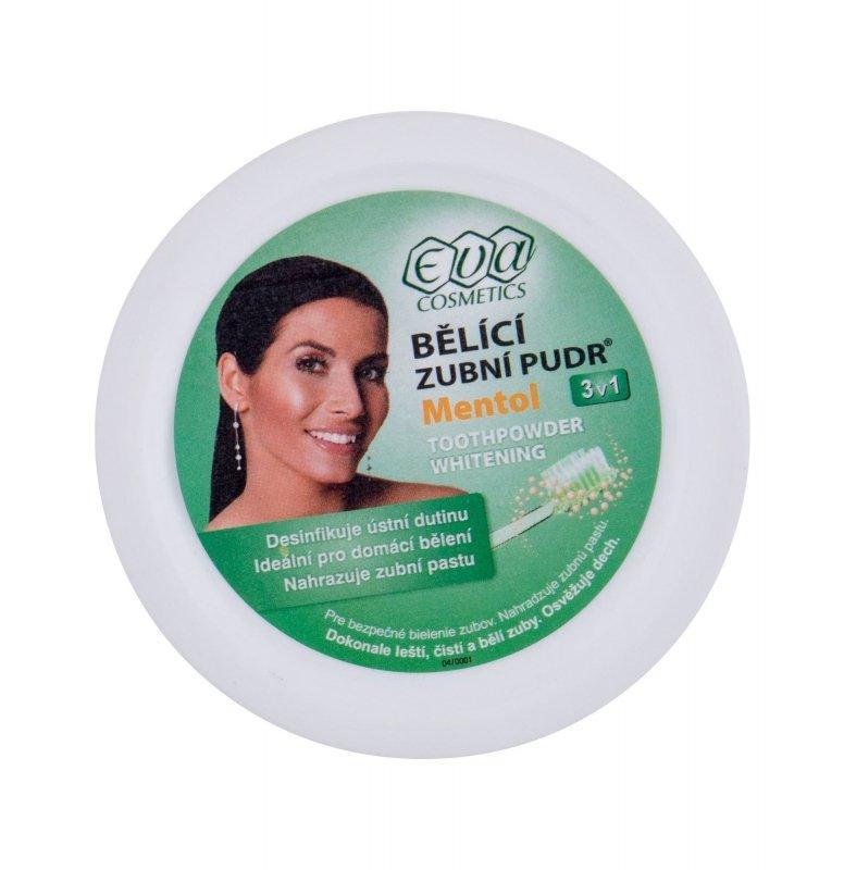 Eva Cosmetics Whitening Toothpowder (Wybielanie zębów, U, 30g)