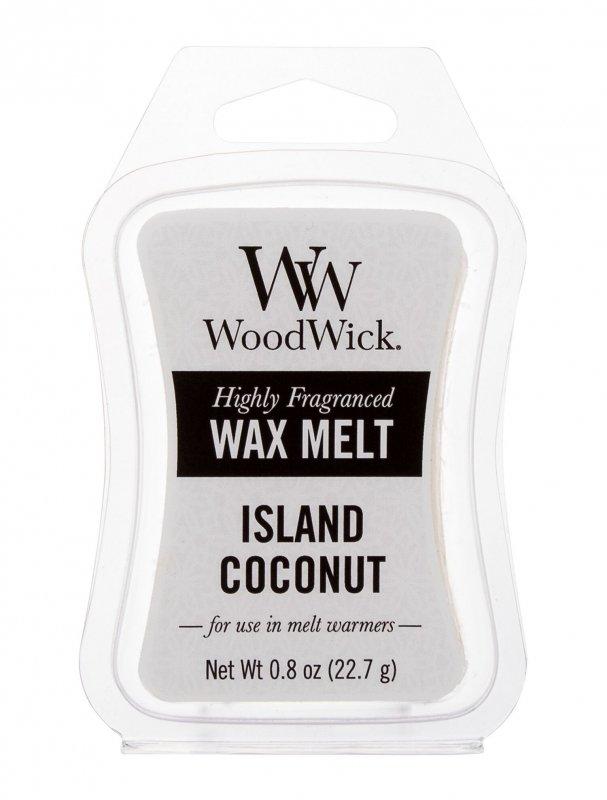 WoodWick Island Coconut (Zapachowy wosk, U, 22,7g)