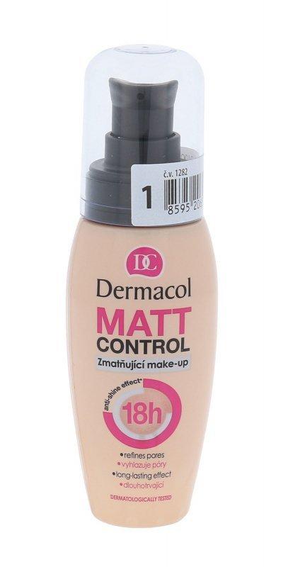 Dermacol Matt Control (Podkład, W, 30ml)