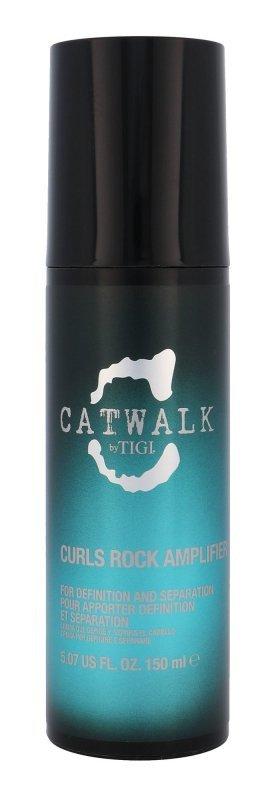 Tigi Catwalk Curlesque Curls Rock Amplifier (Utrwalenie fal i loków, W, 150ml)