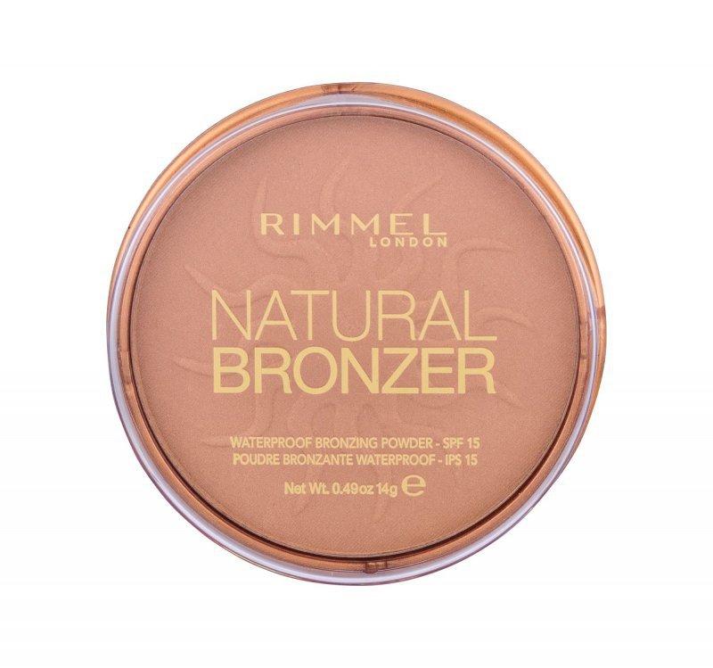 Rimmel London Natural Bronzer (Bronzer, W, 14g)