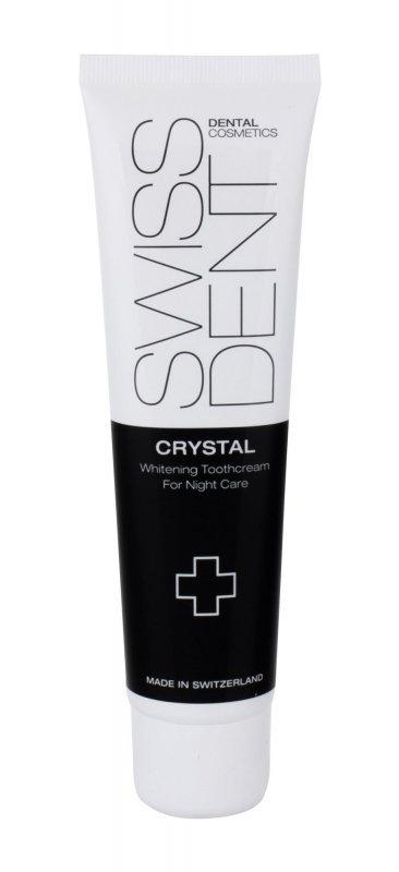 Swissdent Crystal (Pasta do zębów, U, 100ml)