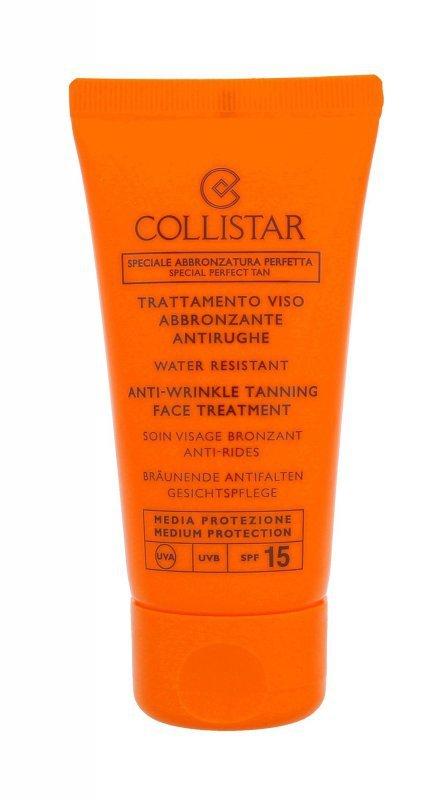 Collistar Special Perfect Tan (Preparat do opalania twarzy, W, 50ml)