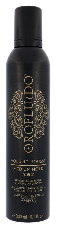 Orofluido Original Elixir (Pianka do włosów, W, 300ml)