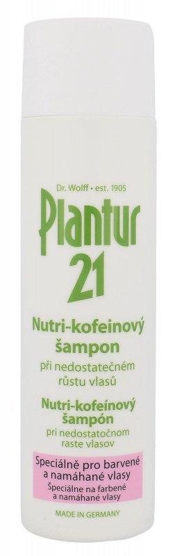 Plantur 21 Nutri-Coffein (Szampon do włosów, W, 250ml)