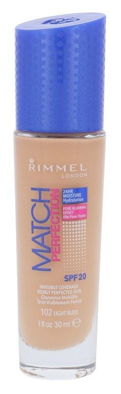 Rimmel London Match Perfection (Podkład, W, 30ml)