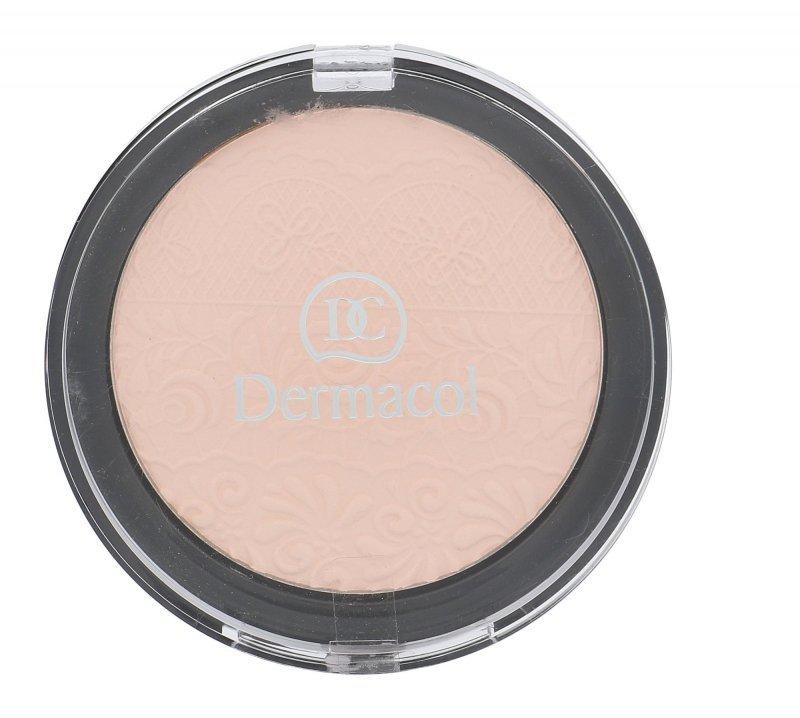 Dermacol Compact Powder (Puder, W, 8g)