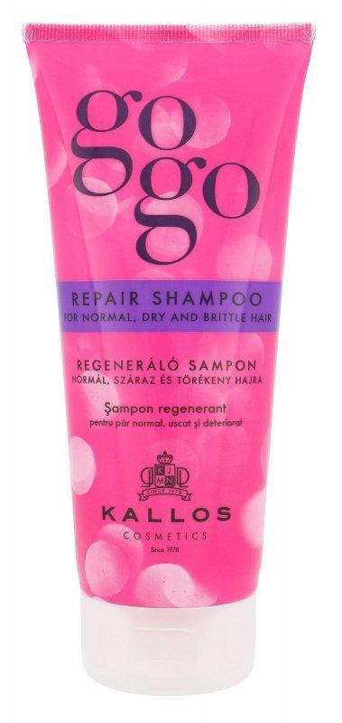 Kallos Cosmetics Gogo (Szampon do włosów, W, 200ml)
