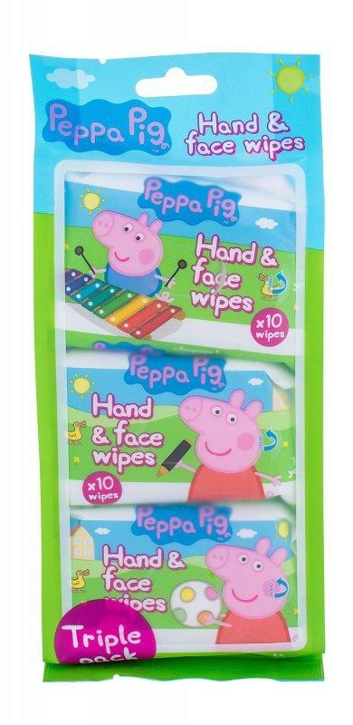 Peppa Pig Peppa (Chusteczki oczyszczające, K, 30szt)