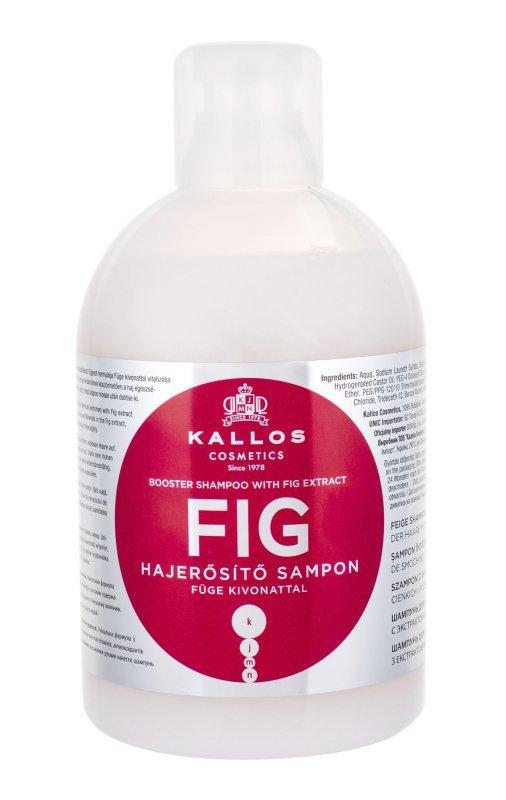 Kallos Cosmetics Fig (Szampon do włosów, W, 1000ml)