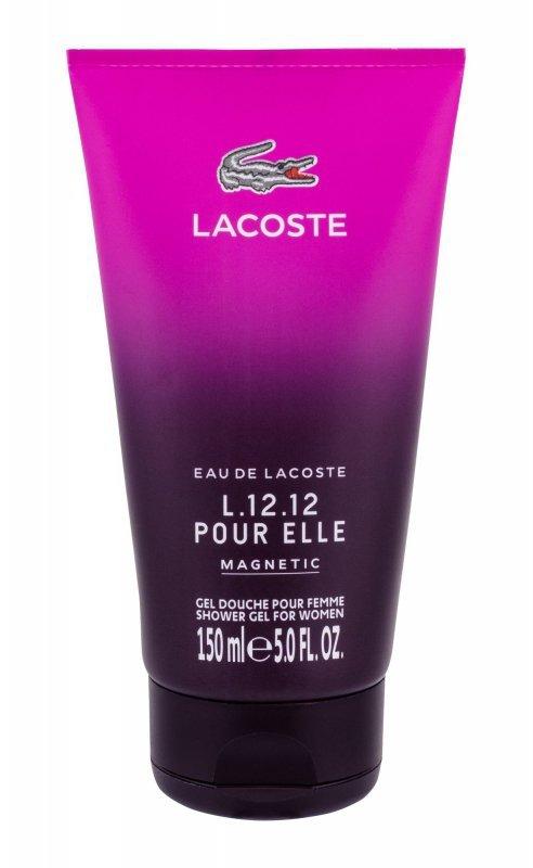 Lacoste Eau De Lacoste L.12.12 Pour Elle Magnetic (Żel pod prysznic, W, 150ml)
