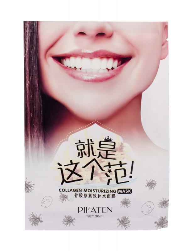 Pilaten Collagen (Maseczka do twarzy, W, 30ml)
