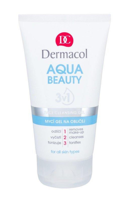 Dermacol Aqua Beauty (Żel oczyszczający, W, 150ml)