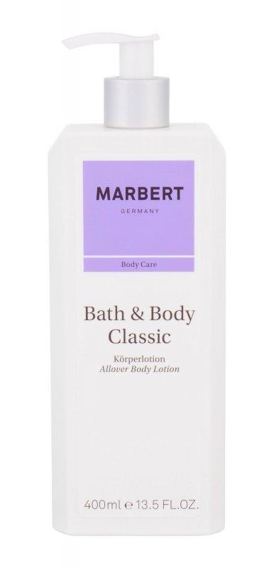 Marbert Bath & Body (Mleczko do ciała, W, 400ml)