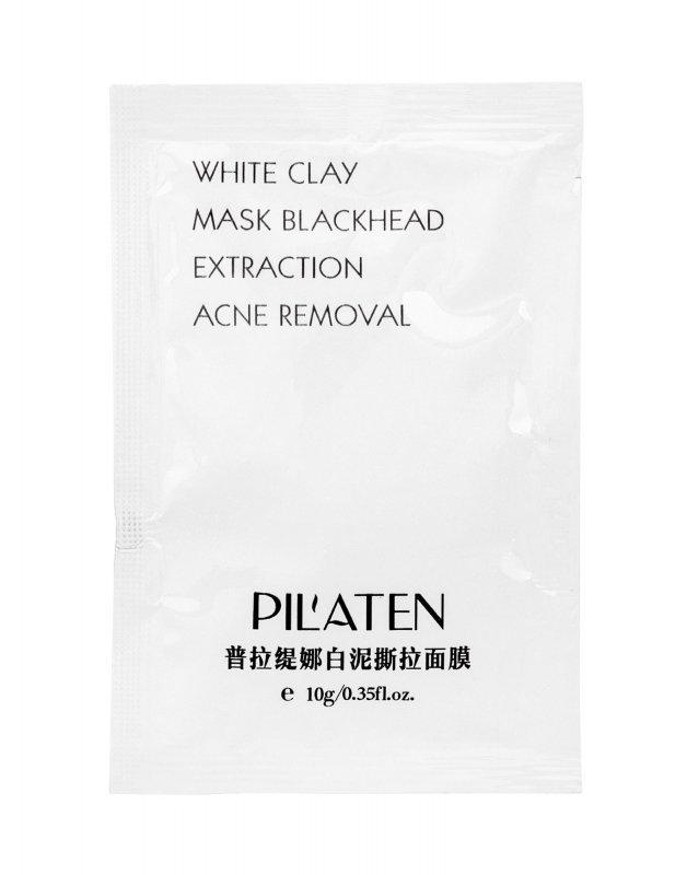 Pilaten White Clay (Maseczka do twarzy, W, 10g)