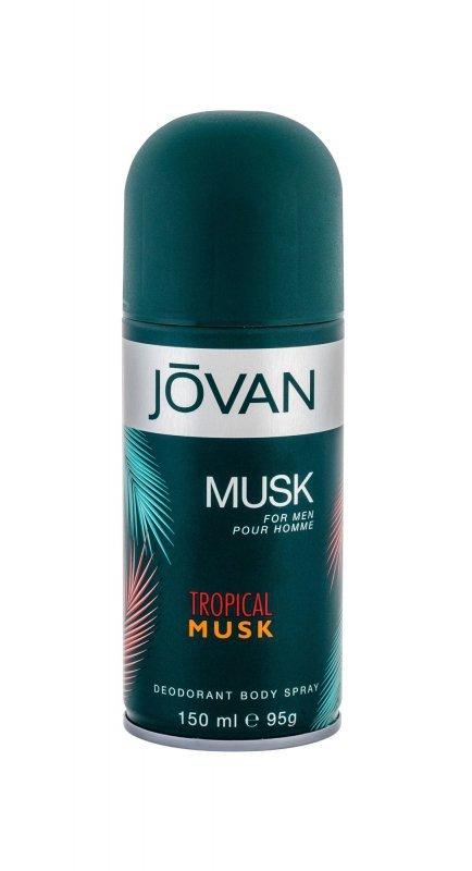 Jovan Tropical Musk (Dezodorant, M, 150ml)