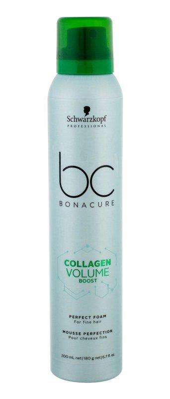 Schwarzkopf Professional BC Bonacure Collagen Volume Boost (Objętość włosów, W, 200ml)