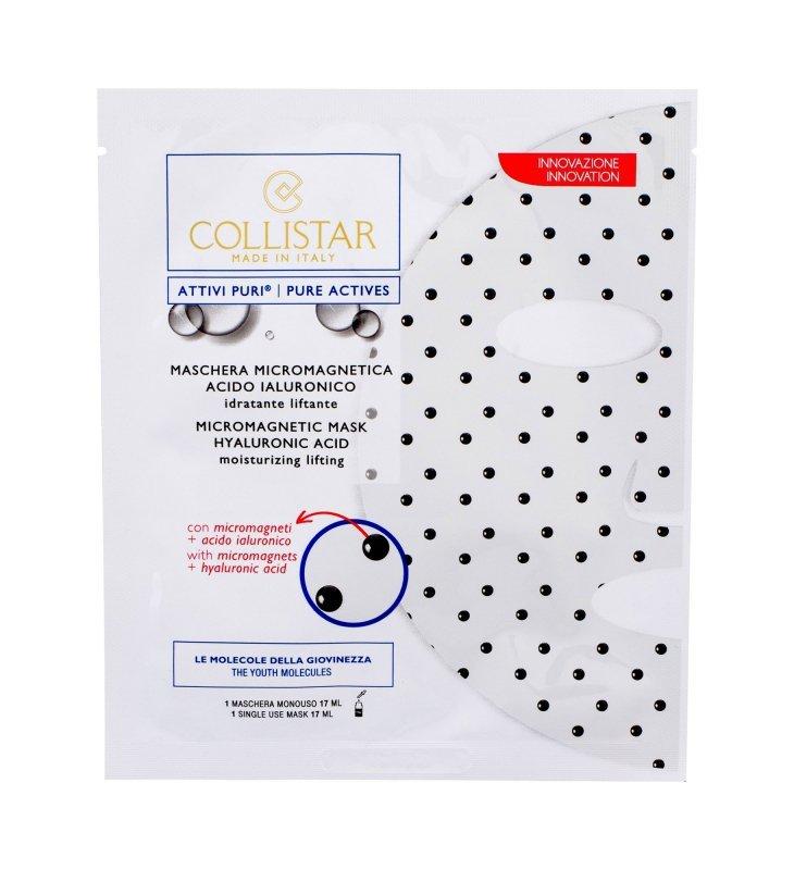 Collistar Pure Actives (Maseczka do twarzy, W, 1szt)