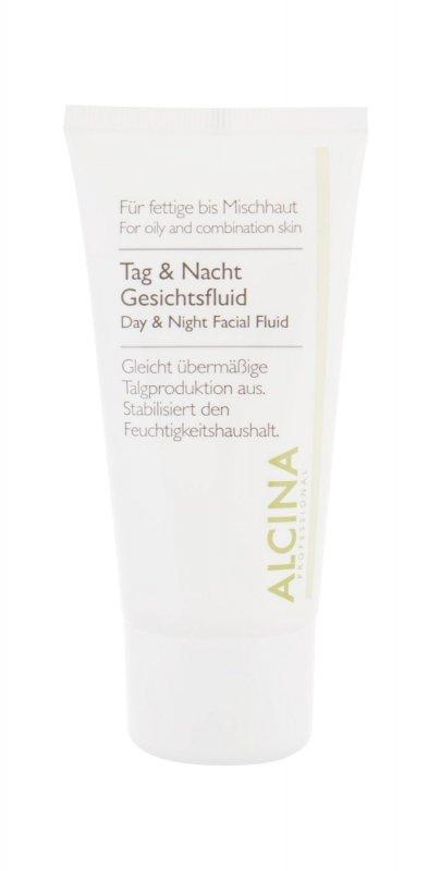 ALCINA For Oily Skin (Krem do twarzy na dzień, W, 50ml)