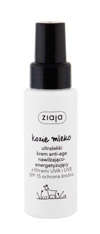 Ziaja Goat´s Milk (Krem do twarzy na dzień, W, 50ml)