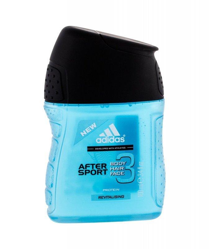 Adidas 3in1 (Żel pod prysznic, M, 100ml)