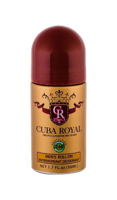 Cuba Royal (Antyperspirant, M, 50ml)