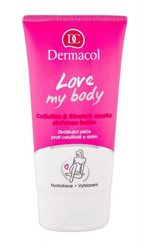 Dermacol Love My Body (Cellulit i rozstępy, W, 150ml)