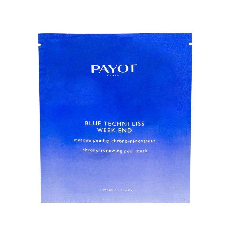 PAYOT Blue Techni Liss (Maseczka do twarzy, W, 1szt)