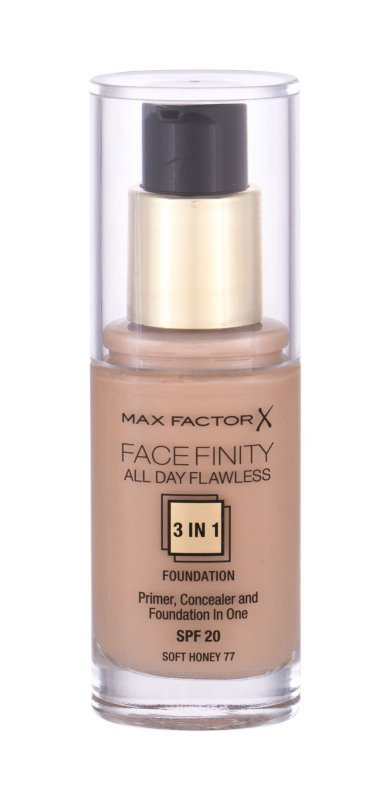 Max Factor Facefinity 3 in 1 (Podkład, W, 30ml)