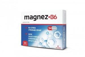 Magnez + B6 30 kaps. COLFARM