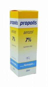 Propolis aerozol 7% 20ml FARMAPIA